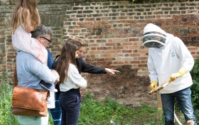 Bell House Bee Keeping Class