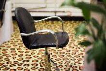 Leopard Print Floor, Queens Peckham 2018